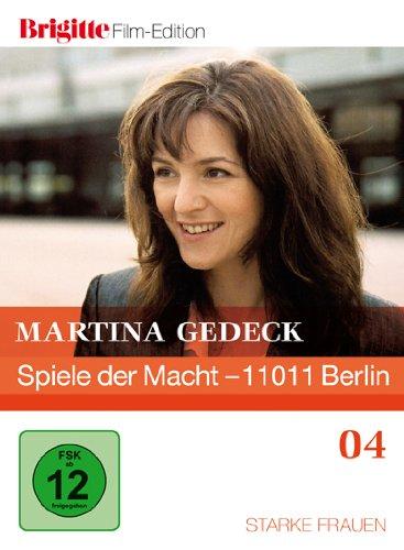 Spiele der Macht - 11011 Berlin (Brigitte Film Edition) hier kaufen