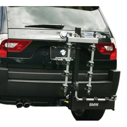Bmw X6 Xdrive50i Review: Hitch Mounts: BMW Hitch Mounted Bike Carrier