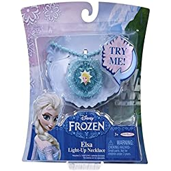 Frozen Elsa Light-Up Necklace