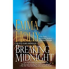 Breaking Midnight by Emma Holly