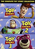 The Complete Toy Story Collection: Toy Story / Toy Story 2 / Toy Story 3 [DVD] [Region 2 DVD, Requires a Multi Region DVD Player]