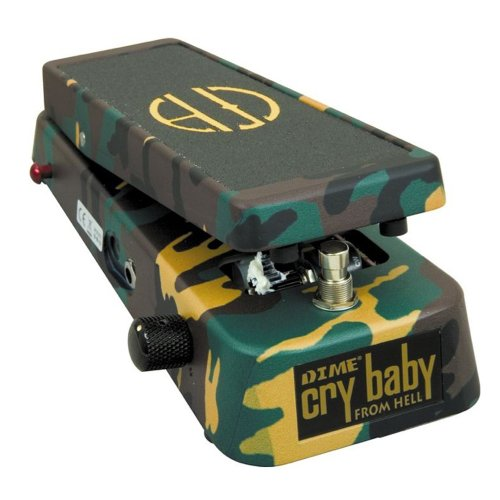 Dunlop Dimebag Signature Wah Crybaby Pedal front-609924