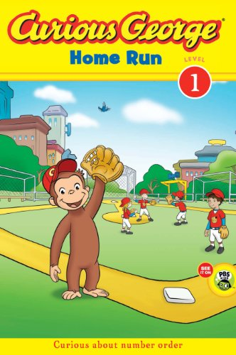 Curious George Home Run