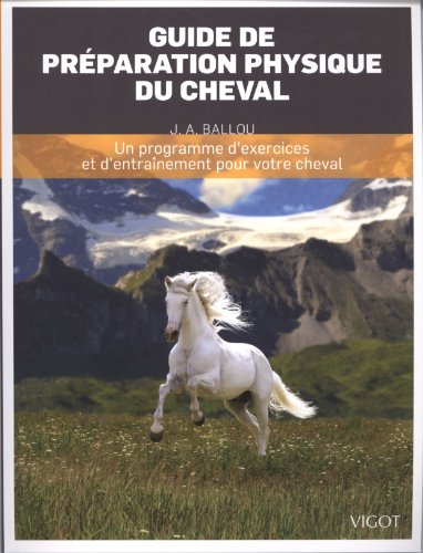 guide de preparation physique du cheval