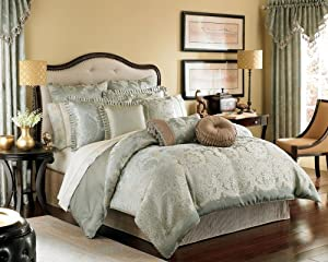 Croscill Greenwich 4-Piece Comforter Set, King