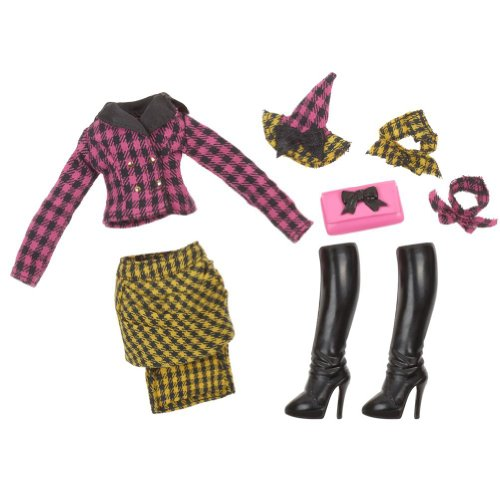 Bratzillaz Fashion Pack - Changed Up Chic - 1
