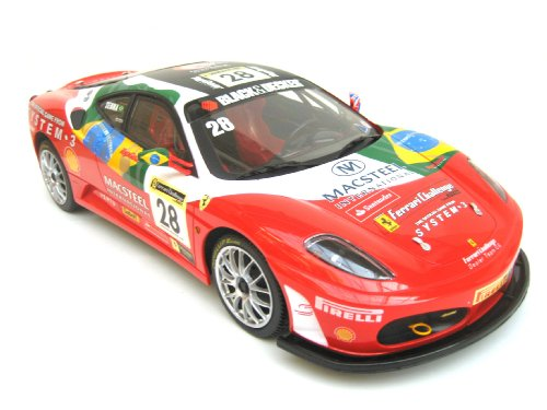Best Price 1/12 Ferrari F430 Challenge #28 Radio Control Car RC RTR Ready To Run  Best Offer