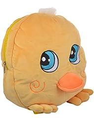 Soft Buddies Plush Soft 8 Lts Yello Chik Character Bag