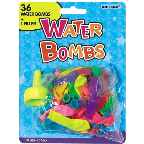 Neon Waterbomb Fun Pack
