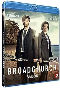 Broadchurch :  L'intégrale Saison 1 [Blu-ray]