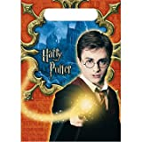 Harry Potter Loot Bags 8ct