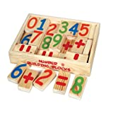 Skillofun Skillofun Number Blocks Multi Color