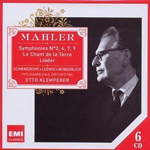 Mahler Symphonies 2 4 7 9 Lieder