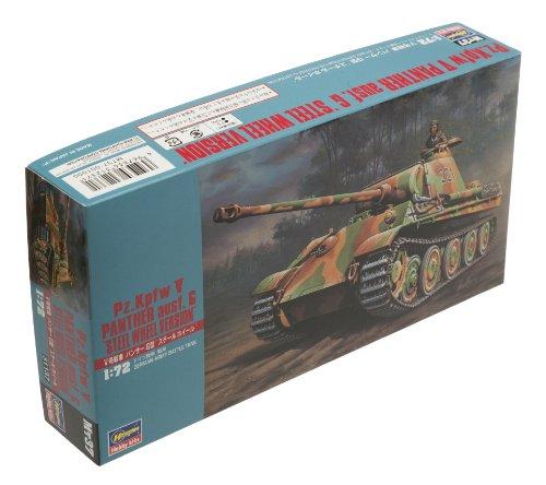 31137 - 1/72 Panzer Kampfwagen V Panther G (Steel Wheel)