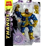 Diamond Select Toys Marvel Select Thanos Action Figure ,#G14E6GE4R-GE 4-TEW6W231035