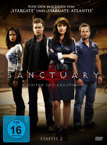 Sanctuary - Staffel 02 [4 DVDs]