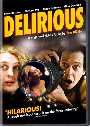 Cover art for  Delirious