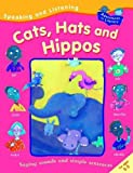 img - for Speaking and Listening Cats, Hats, and Hippos (Adventures in Literacy) book / textbook / text book