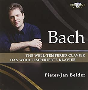 JS Bach - Well Tempered Clavier [harpsichord]