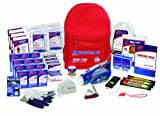 ER Emergency Ready 4 Person Ultimate Deluxe Backpack Survival Kit