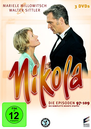 Nikola - Die Episoden 97-109 [3 DVDs]
