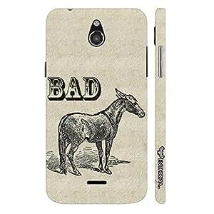 Infocos M2 BAD ASS designer mobile hard shell case by Enthopia