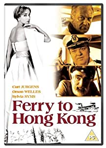 Ferry to Hong Kong [Region 2]