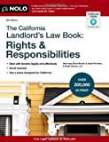img - for The California Landlord's Law Book: Rights & Responsibilities book / textbook / text book
