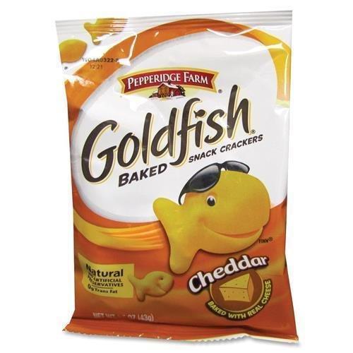CAM13539 - Goldfish Pepperidge Farm Goldfish Shaped Crackers
