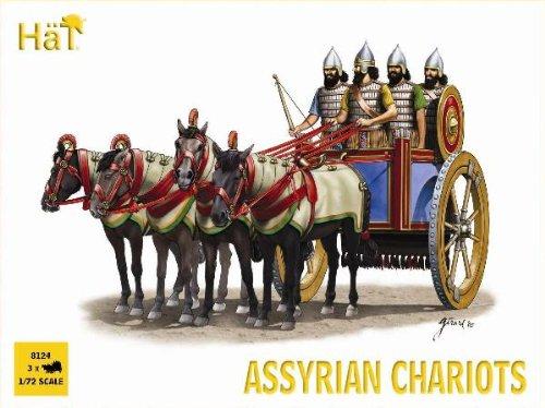 Hat Figures - Assyrian Chariots - HAT8124