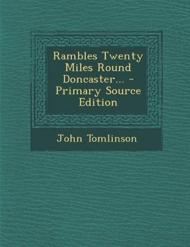 Rambles Twenty Miles Round Doncaster...