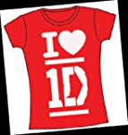 Officially Licensed One Direction t-s...