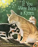 If You Were Born A Kitten (0689842120) by Bauer, Marion Dane