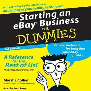 Starting an eBay Business for Dummies   [Marsha Collier]