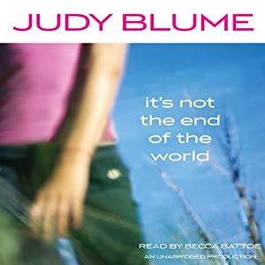 It's Not the End of the World | [Judy Blume]