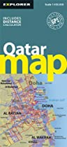 Qatar Country Map (Country Maps)