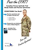 By Complete Test Preparation Team - Pass the Cfat: Canadian Forces Aptitude Test Study Guide and Practice Questions