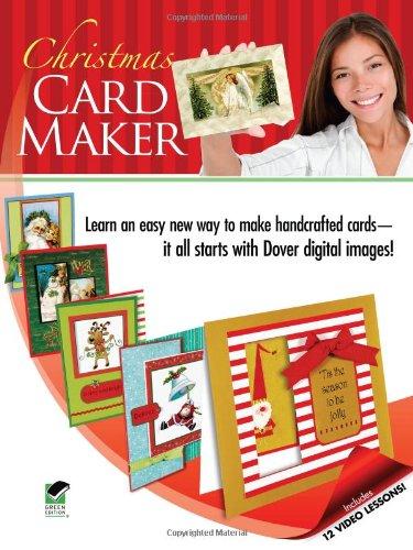 Christmas Card Maker (Dover Origami Papercraft)