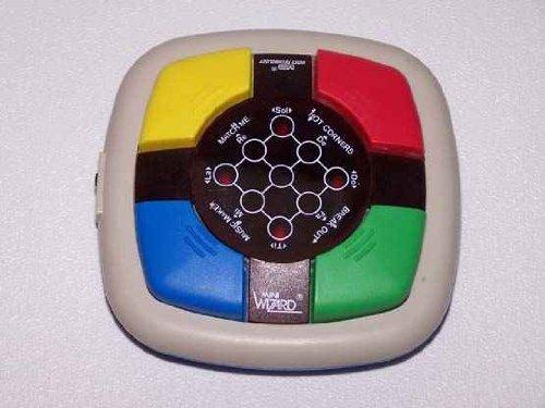 Mini Wizard Vintage Electronic Game (1987) - 1