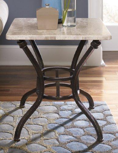 Cheap Hammary Santona Square End Table (T2084810-00)