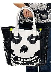 Iron Fist Misfits Zip Down Tote Handbag