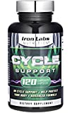 Cycle Support: On Cycle Protection & Liver Assist - by Iron Labs Nutrition (120 Capsules)