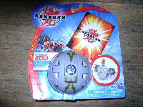Bakugan Battle Brawlers New Vestroia Bakuneon Haos Grey