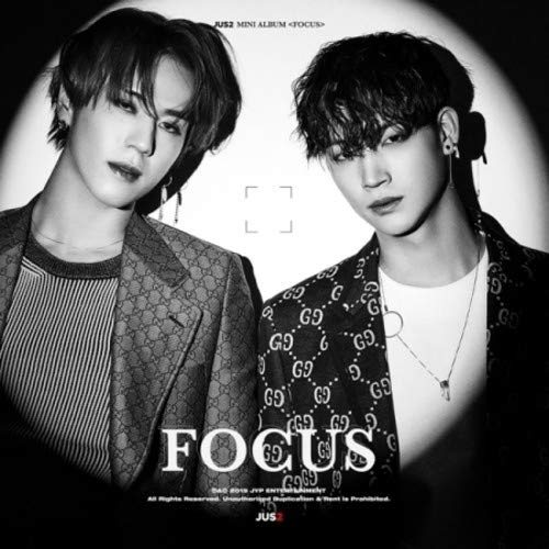 CD : JUS2 - Focus (With Booklet, Poster, Photos, Asia - Import)