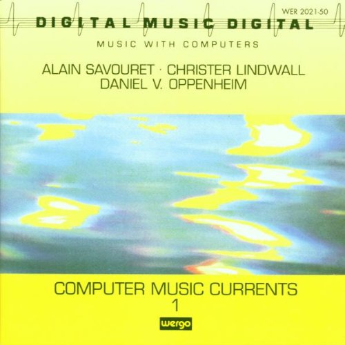 Computer Music : Currents 1