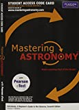 img - for MasteringAstronomy with Pearson Etext -- Valuepack Access Card -- for Astronomy: A Beginner's Guide to the Universe (ME Component) book / textbook / text book