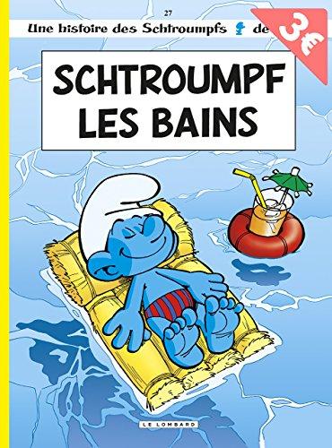 Les Schtroumpfs, tome 27 : Schtroumpfs les bains