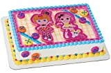 Deco Pac - Lalaloopsy Let's Bake Cake Topper and Cookie Cutters