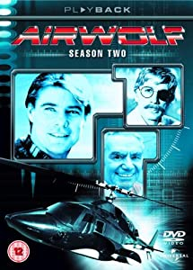 Airwolf: Season Two [DVD]