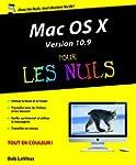 Mac OS X 10.9 Pour les Nuls